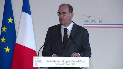 """Jean Castex : """"Donner une nouvelle force à la dynamique d'aménagement du territoire du Val-d'Oise"""""""