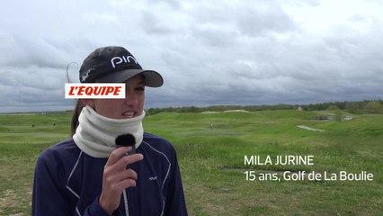 La chance aux jeunes - golf - Linxea Open
