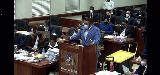 Mayor Girón Jiménez dice grupo caso Coral tenía una especie de financiera