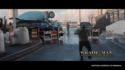 """Jason Statham Talks """"Wrath of Man,"""" Reuniting With Guy Ritchie, """"Hobbs & Shaw 2"""" & More! 