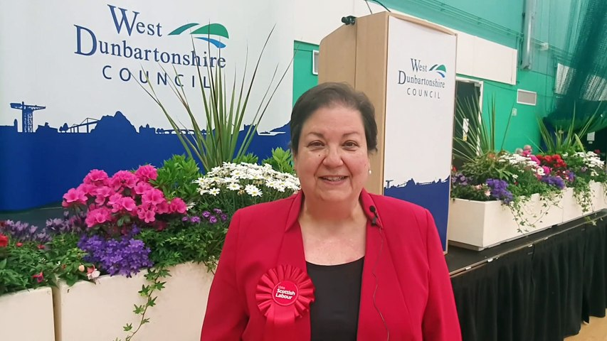 Scottish Labour's Jackie Baillie says it's too close to call