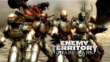 Enemy Territory: QUAKE Wars Strogg Tutorial