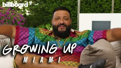 DJ Khaled Opens Up About Going From Humble Beginnings to Self-Made Success in 'Growing Up: Miami'