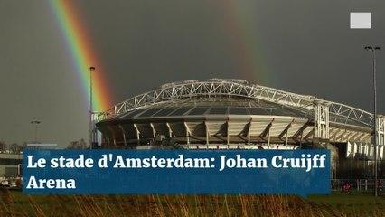 Les stades de l'Euro : Johann Cruijff Arena