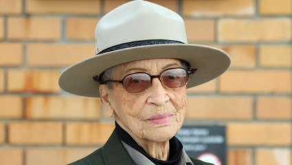 Oldest park ranger remembers WWII home front heroines