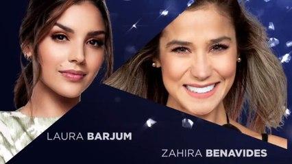 Zahira Benavides acompañará a Laura Barjum en la transmisión de Miss Universo