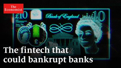 Could digital currencies put banks out of business?