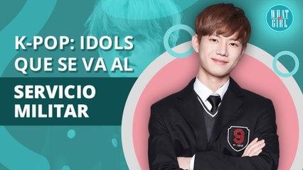 K-pop: Idols que ingresarán al servicio militar este 2021 | K-pop: idols entering the military in 2021