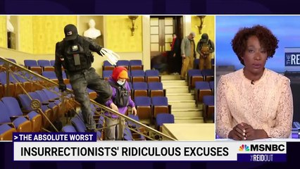 Fox-Mania- Capitol Insurrectionists And Their 'Ridiculous Excuses