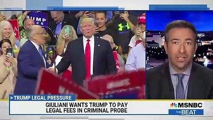 Trump's Legal Hurricane! Giuliani Raid Has 45 Scared
