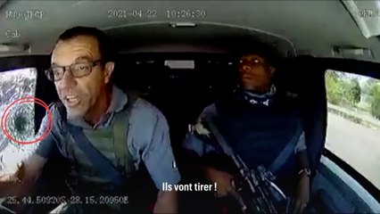 Afrique du Sud : deux agents de sécurité déjouent une violente tentative de braquage de leur véhicule