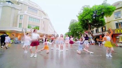 [KPOP IN PUBLIC _ SPECIAL PROJECT] I.O.I (아이오아이) - Medley I.O.I Dance Cover By BlackSi