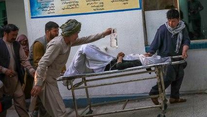 طالبان والحكومة تتبادلان الاتهام.. تفجيرات تودي بحياة العشرات من طلبة مدرسة بكابل