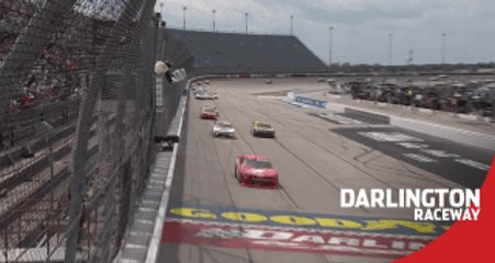 NASCAR Overtime at Darlington ends in an Allgaier win