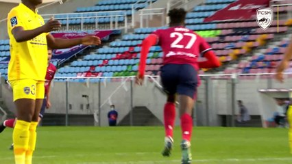 Le résumé de Clermont Foot-FCSM (3-1)