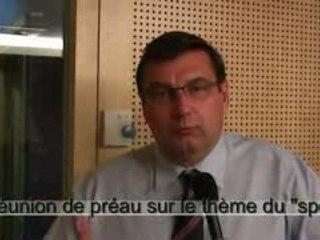 Jean-François Lamour vous donne rendez-vous...
