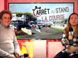 Arrêt Au Stand LA COURSE - MAI 2021 - ARRET AU STAND LA COURSE - TéléGrenoble