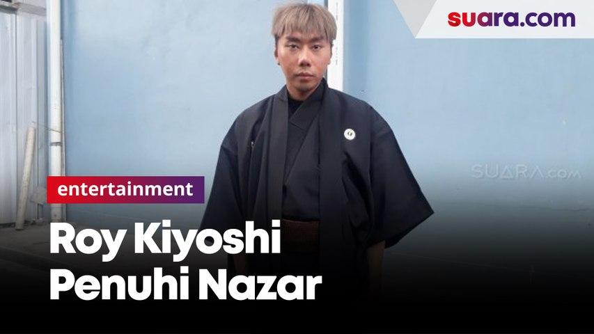Roy Kiyoshi Gelar Kegiatan Sosial Penuhi Nazar Bebas dari Rehabilitasi