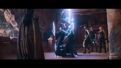 EXCLUSIVE EDIT SHANG TSUNG FACE TO FACE WITH RAIDEN FOR THE 1st TIME MORTAL KOMBAT MOVIE HD 2021