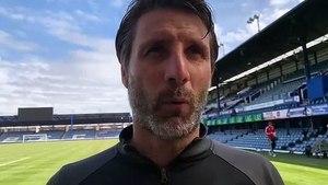 Danny Cowley post-match v Accrington