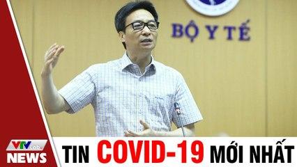 Việt Nam ghi nhận thêm 87 ca mắc Covid 19 mới - Bản tin Covid tối 9/5  VTVcab