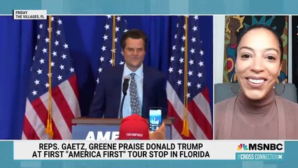 Trump-Touting U.S. Reps On 'America First' Tour Raise Alarm For America's Future Experts
