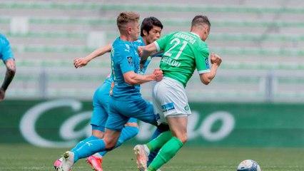 ASSE-OM (1-0) : le match