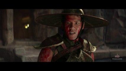EXCLUSIVE EDIT: KUNG LAO vs NITARA FATALITY FLAWLESS VICTORY MORTAL KOMBAT MOVIE HD 2021