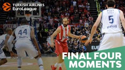 Final Four moments: Spanoulis comes alive, 2013
