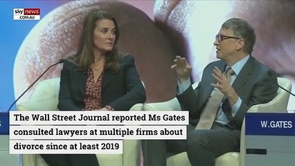 Bill Gates' relationship with Epstein may have triggered divorce