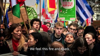 Protest in a pandemic voices of young climate activists