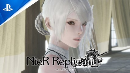 NieR Replicant ver.1.22474487139... - Opening Movie - PS4