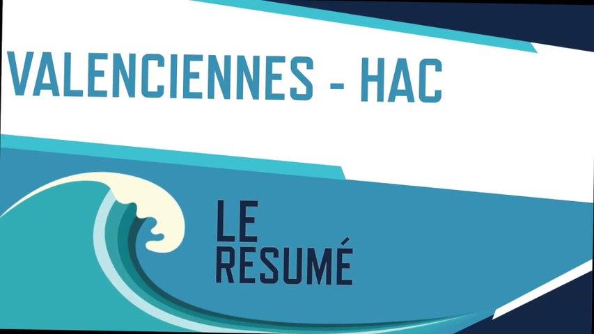 Valenciennes - HAC (3-5) : le résumé du match