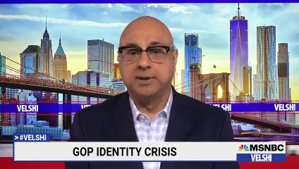 Velshi- The GOP's Identity Crisis