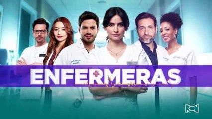 Julián Trujillo y Nina Caicedo revelan detalles de Enfermeras