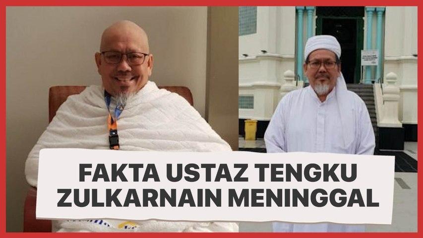Fakta Ustaz Zulkarnain, Meninggal Habis Adzan Maghrib Berkumandang