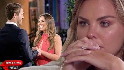 Yes, really! Hannah Brown revealed Peter showed up which made her seriously reconsider everything