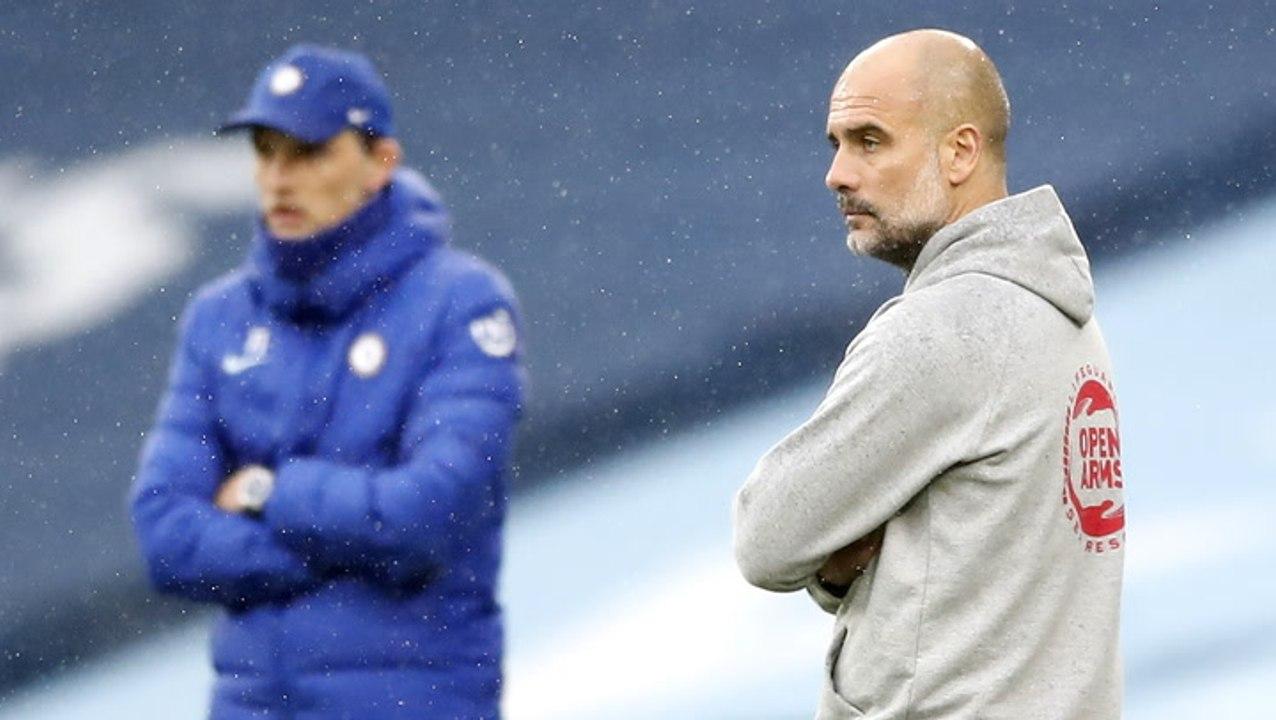 Champions League Preview Chelsea vs. Man City - video ...