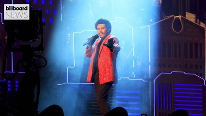 The Weeknd to Perform at 2021 Billboard Music Awards | Billboard News