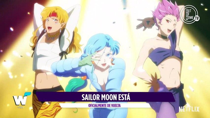 ¡Sailor Moon esta de vuelta!