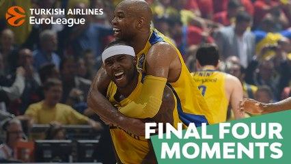 Final Four moments: MVP Rice caps Maccabi comebacks, 2014