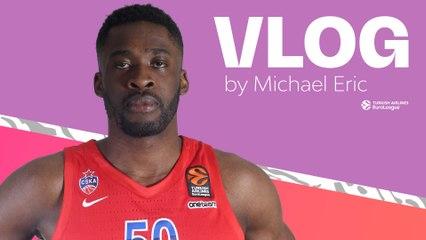 Final Four Vlog: Michael Eric, CSKA Moscow