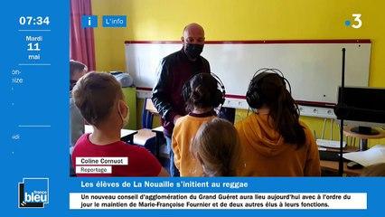 11/05/2021 - La matinale de France Bleu Creuse