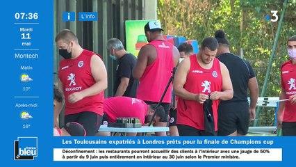 11/05/2021 - La matinale de France Bleu Occitanie