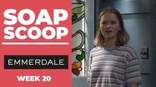 Emmerdale Soap Scoop! Liv is held captive