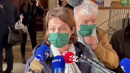 Procès Lelandais : la réaction de Cécile Noyer, mère d'Arthur Noyer, au réquisitoire de l'avocate générale