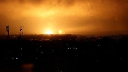Frappes meurtrières sur Gaza après des tirs de roquettes