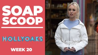 Hollyoaks Soap Scoop! Theresa fights for John Paul's freedom