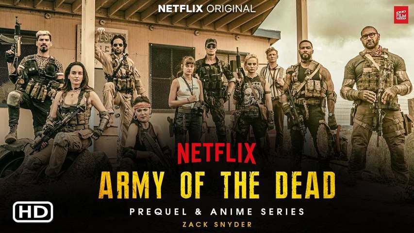 Army of the Dead Trailer 05/21/2021