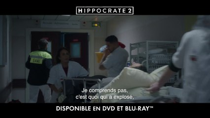 HIPPOCRATE Saison 2 - Disponible en DVD et Blu-ray !